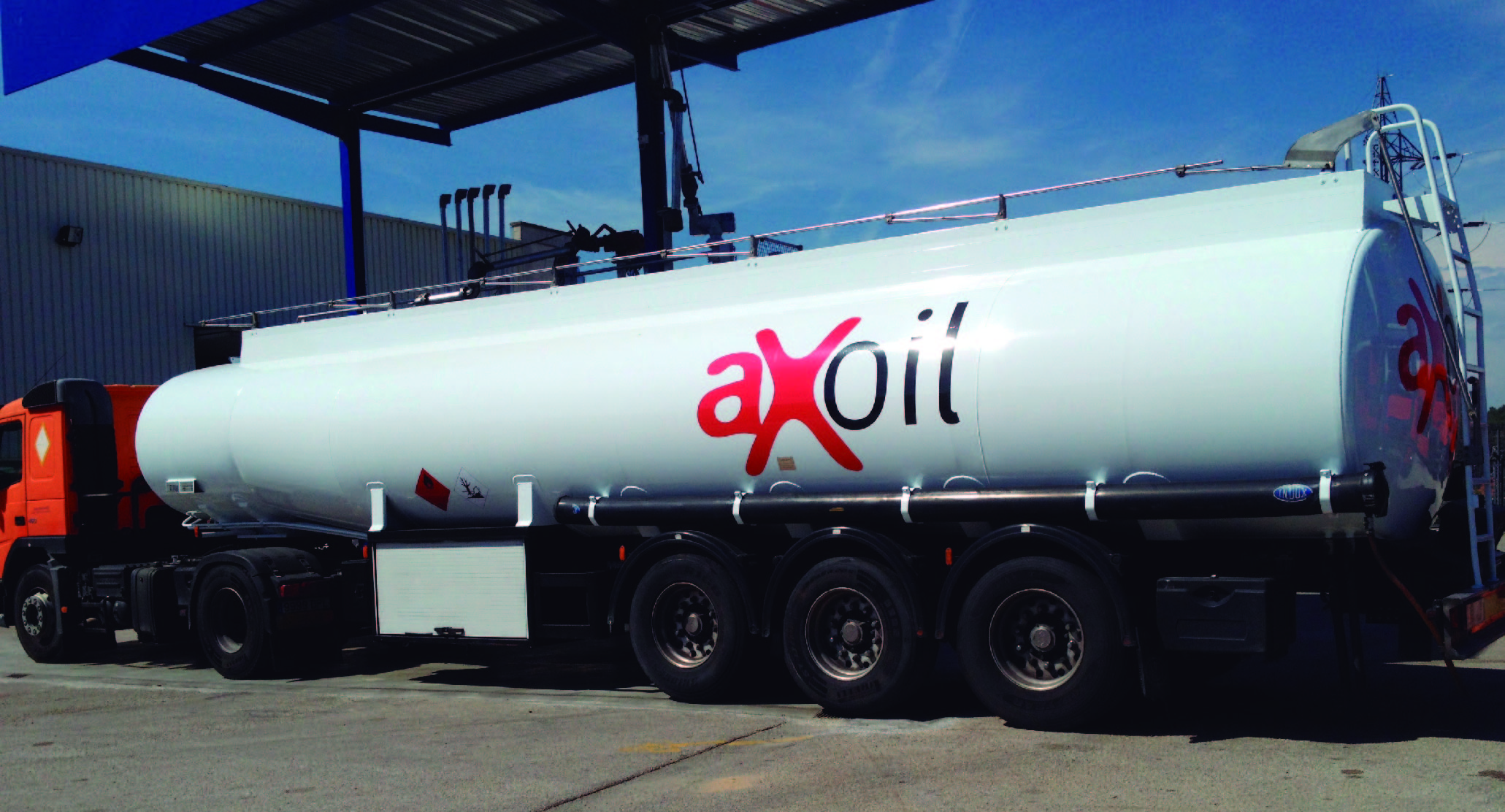 Carburants Axoil